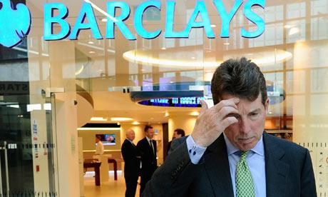 Bob Diamond, Barclays