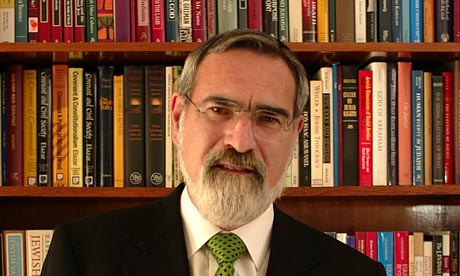 'Erudite and eloquent': Jonathan Sacks, chief rabbi and author of The Great Partnership: God, Science and the Search for Meaning. - Jonathan-Sacks-author-and-008