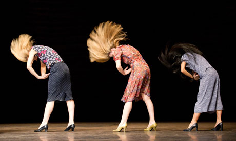 pina bausch world cities