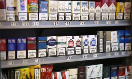 How much is a pack of cigarettes Parliament in Finland