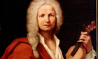 Portrait of Antonio Vivaldi