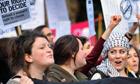 Anti-abortion vigil