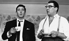 Reggie and Ronnie Kray in 1966