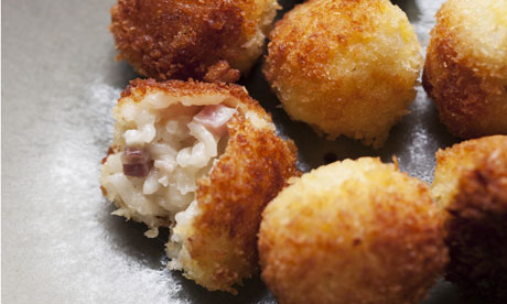 fried rice pudding balls with rice pudding balls rice pudding balls ...