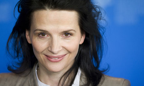 Juliette Binoche: 'These tabloid stories, it feels like being in a bad soap opera'