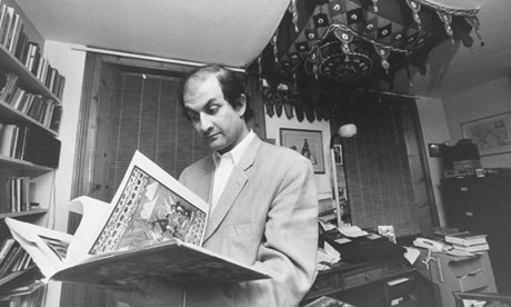 Salman Rushdie, books
