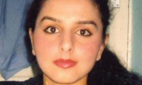 ... following me': chilling words of girl who was 'honour killing' victim