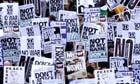 Anti-Iraq War Rally-London