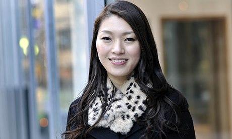 Eri Tomita, 32, office worker in Tokyo