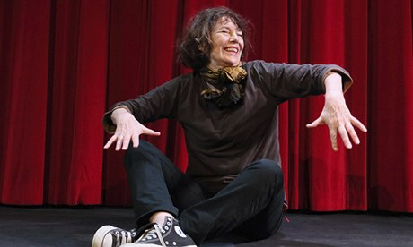 Jane Birkin arabesque