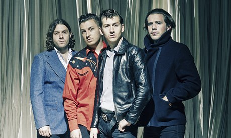 Arctic Monkeys, feature