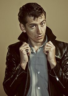 Alex Turner, Arctic Monkeys