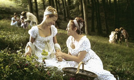 Gwyneth Paltrow and Toni Collette in Emma (1996): 'The novel is supremely English – in character, landscape, sensibility and wit.' Photograph: Allstar/ Cinetext/ Miramax
