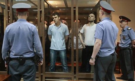 Протест в России: деятельность только для смелых и безрассудных