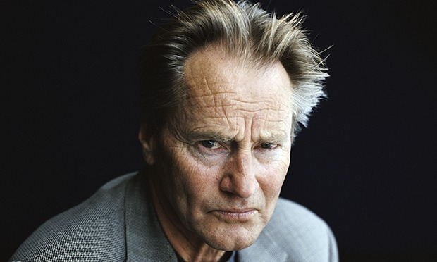 The 73-year old son of father Samuel Shepard Rogers, Jr and mother Jane Elaine Schook, 187 cm tall Sam Shepard in 2017 photo
