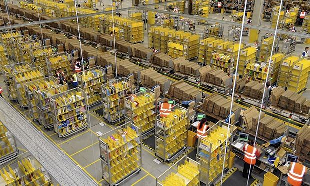 My Week As An Amazon Insider Technology The Guardian