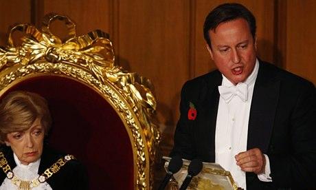 David Cameron, Rawnsley
