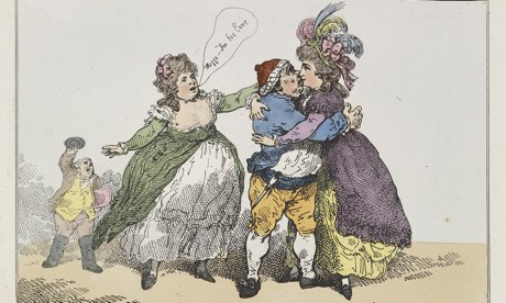 rowlandson high spirits