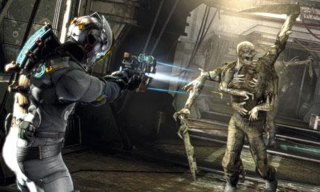 Dead Space 3, games