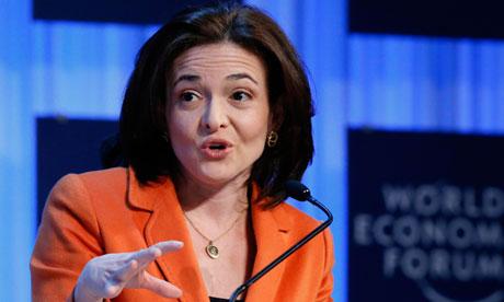 Sheryl Sandberg, Profile