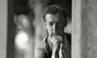 Benjamin Britten Resting Chin on His Hand