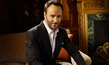 Tom Ford: This job is a total ego thing. Photograph: Joel Ryan/AP