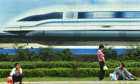 CHINA-RAIL-BILLBOARD-MAGLEV