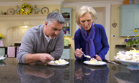 The Great British Bake Off Easter Masterclass
