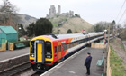 Dorset rail service returns after 41 years