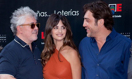 Walk of Fame in Spain - Photocall