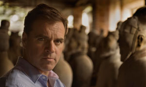 Niall Ferguson, Tristram Hunt
