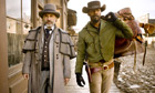 2012, DJANGO UNCHAINED