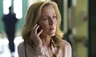 'Every smart psycho requires an even smarter nemesis': Gillian Anderson as DSIStella Gibson inTheFall. Photograph: Steffan Hill/BBC/Artists Studio/Steffan Hill