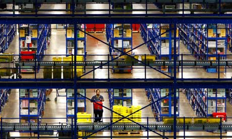 Amazon warehouse, Cohen