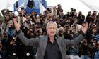 Michael Douglas ast Cannes