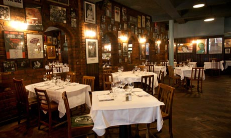 Joe Allen London Restaurant Review Life And Style