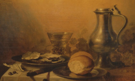 Still Life by Pieter Claesz
