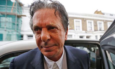 Charles Saatchi, Observer profile