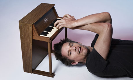 Ethan Hawke by Alan Clarke for the Observer