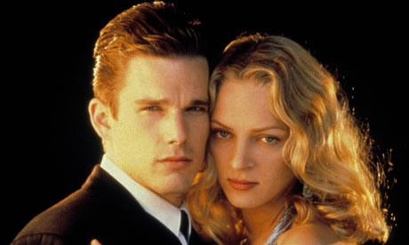 Ethan Hawke: playing all the angles | Film | The Guardian