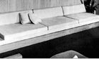 Modern furniture in 1962
