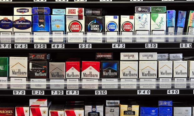 Cigarette Packaging A Retreat On Public Health That