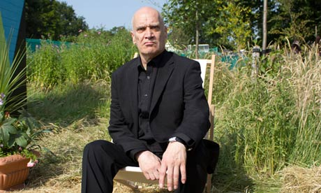 Wilko Johnson before his show in Southend