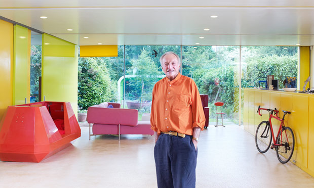 Richard Rogers House Richard Rogers The Man Who