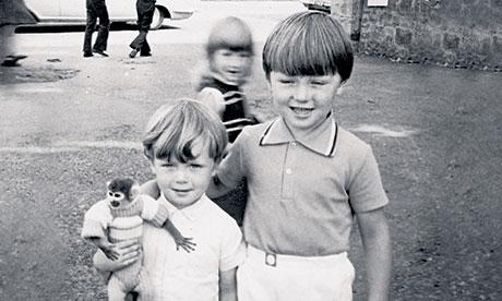 Gary and John Niven