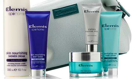 elemis travel kit