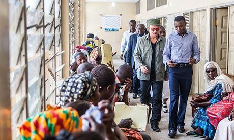 bono interview ghana