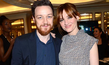 James Mcavoy 2014 Wife James McAvoy: 'There...