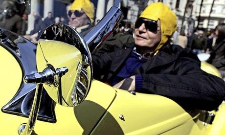 40th Fallas Vintage Car Route