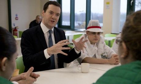 George Osborne, Cohen